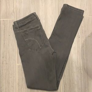 Joe's Jeans Gray Honey Fit